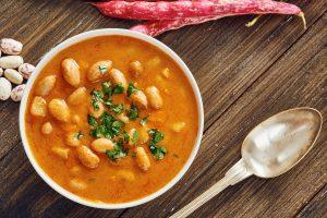 Witte-bonen-tomaten-soep